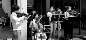 street_quartet
